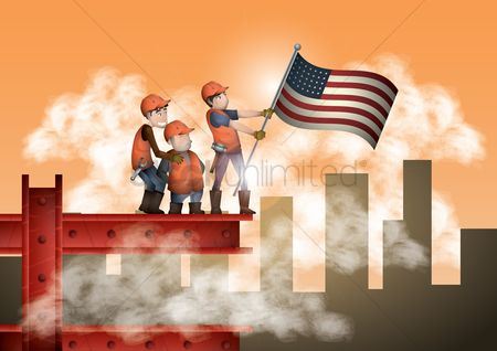 United states : Labor s day wallpaper