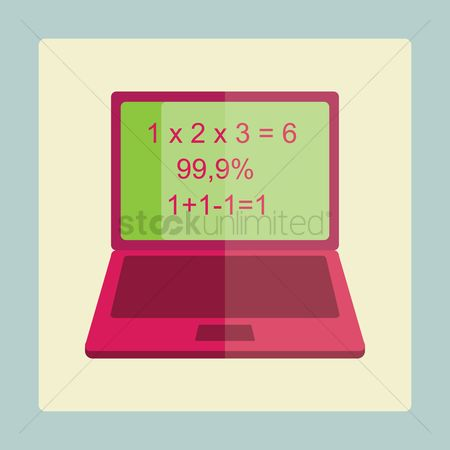 Calculations : Laptop