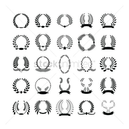 Laurel : Laurel wreaths collection