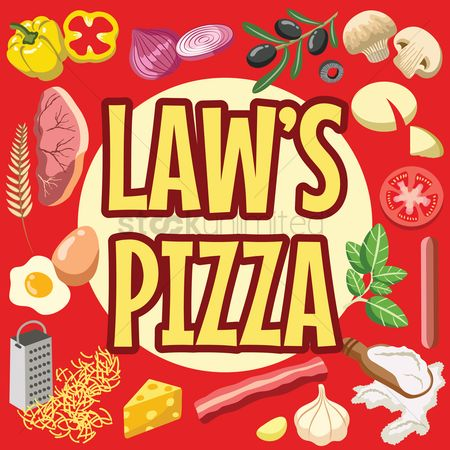 Flour : Law s pizza design