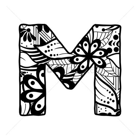 Learning : Letter m