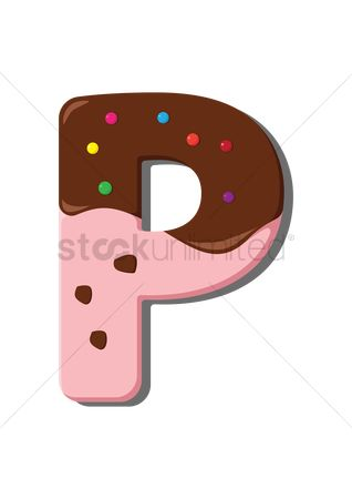 Cookies : Letter p