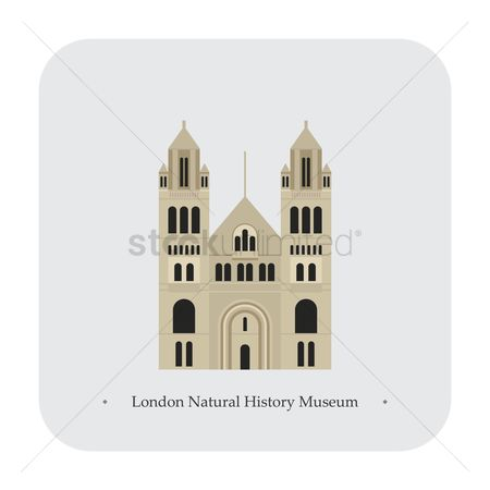 Museums : London natural history museum