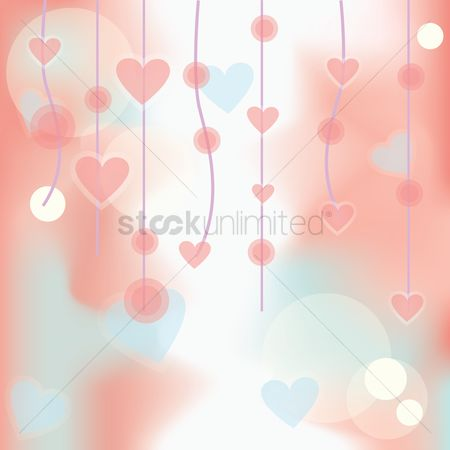 Romance : Love background