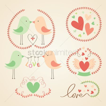 Laurel : Love design collection