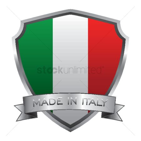 Tricolored : Made in italy