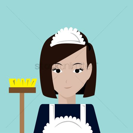 Broom : Maid