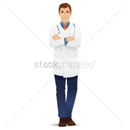Workers : Male doctor