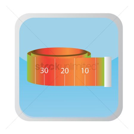 Inch : Measuring tape