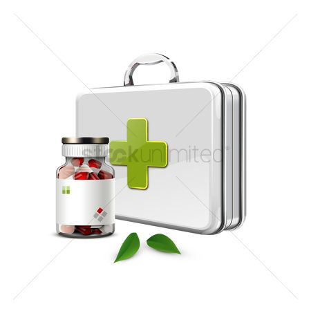 Plus : Medical suitcase