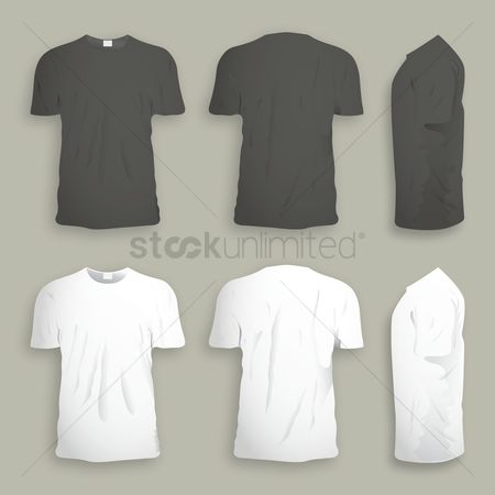 Posing : Men tshirt design
