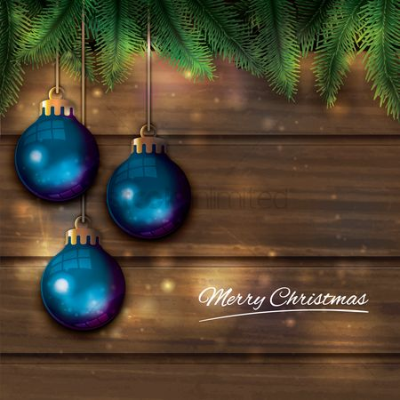 Holiday : Merry christmas design