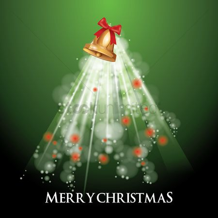 Jingle bells : Merry christmas greetings