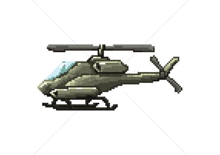 Combats : Military helicopter