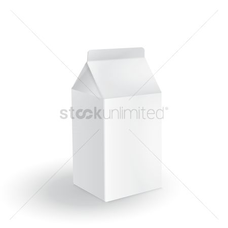 Dairies : Milk box