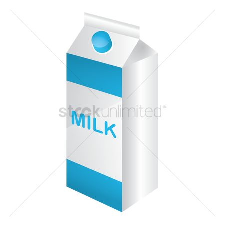 Production : Milk carton