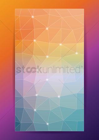 Gradient : Mobile interface wallpaper