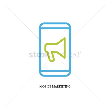 Multimedias : Mobile marketing concept