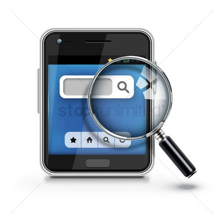 App : Mobile search