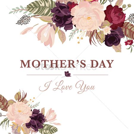 Borders : Mother s day design