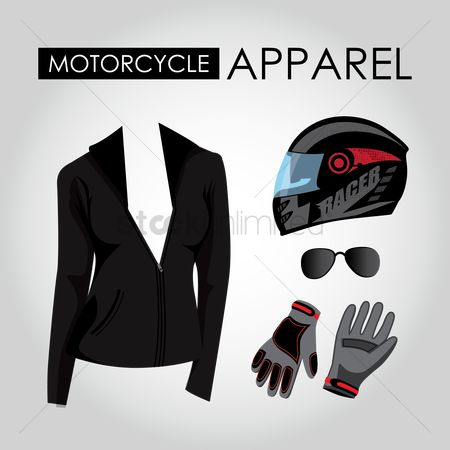 Race : Motorcycle apparel