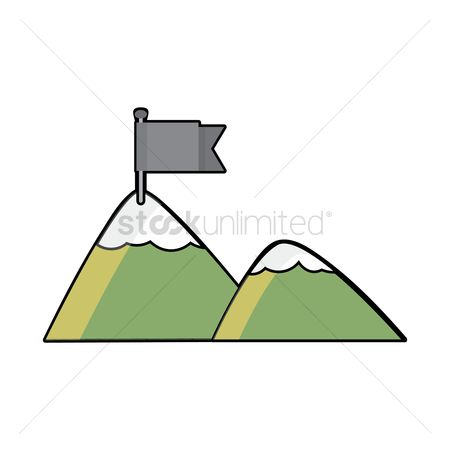 Hiking : Mount climbing