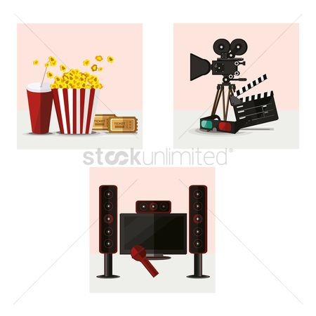 Microphone : Movie equipments