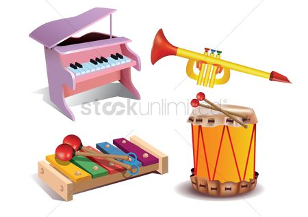 Play kids : Musical instruments