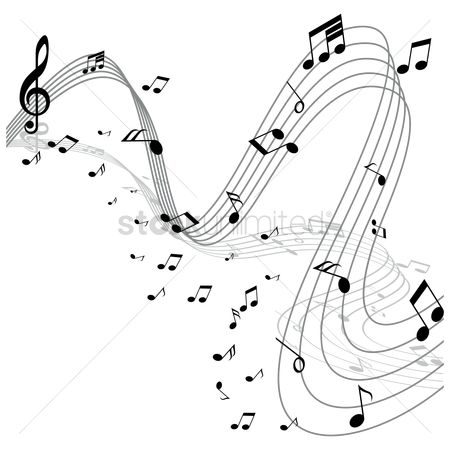 Trendy : Musical notes