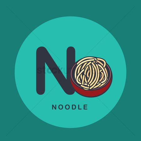 Junk food : N for noodle