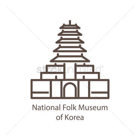 Museums : National folk museum of korea