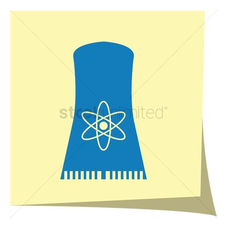 Particles : Nuclear power plant