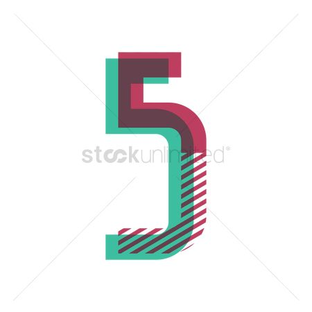Typographics : Number 5