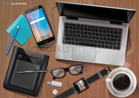 Mobiles : Office gadgets