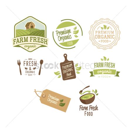 Fresh : Organic labels