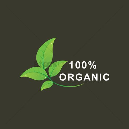 Customers : Organic product label