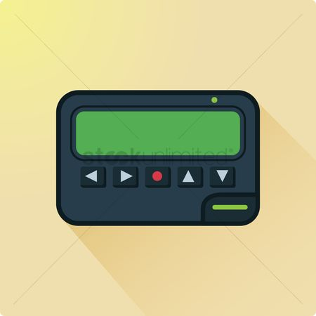Technology : Pager