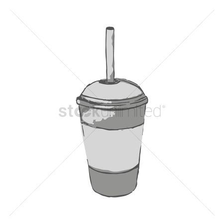 Take away cup : Paper cup