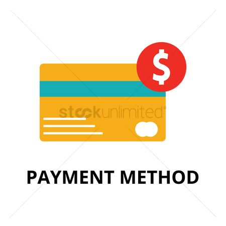 Credits : Payment method concept