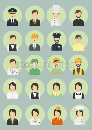 Constructions : People icon