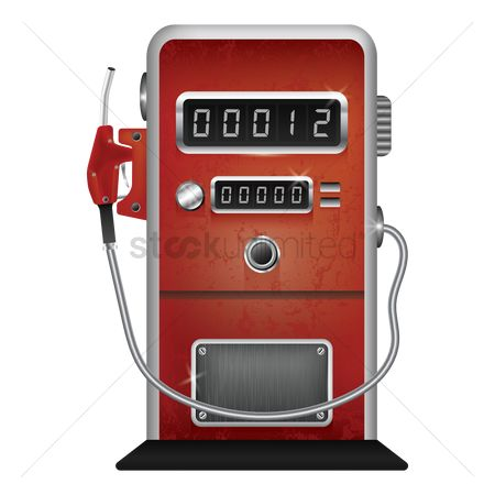 Petroleum : Petrol pump