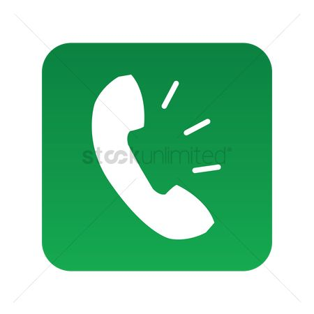 Calling : Phone call icon