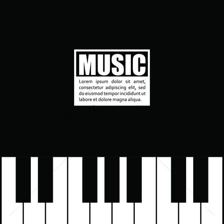 Musical instruments : Piano