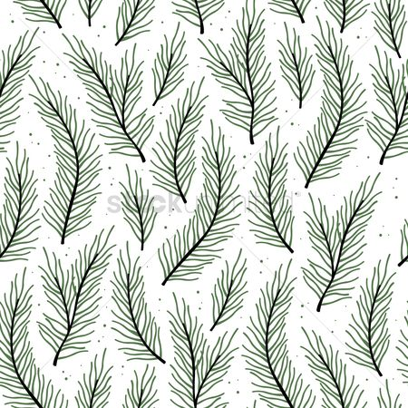 Wallpaper : Pine leaves background