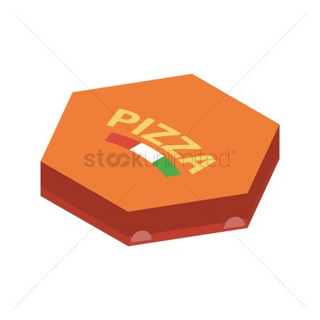 Pizza delivery : Pizza box