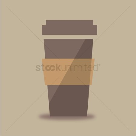 Cafe : Plastic cup