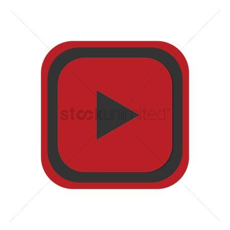 Free Start Button Icon Stock Vectors | StockUnlimited