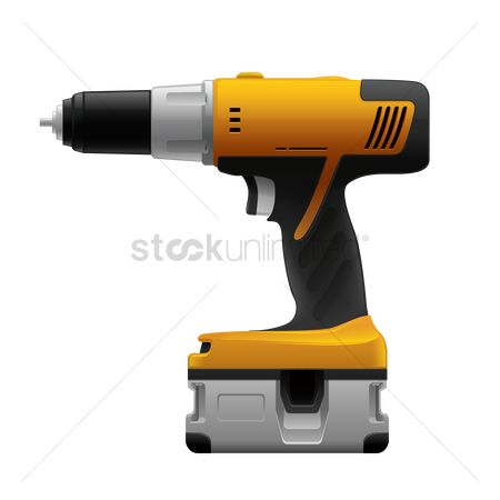 Machineries : Power drill