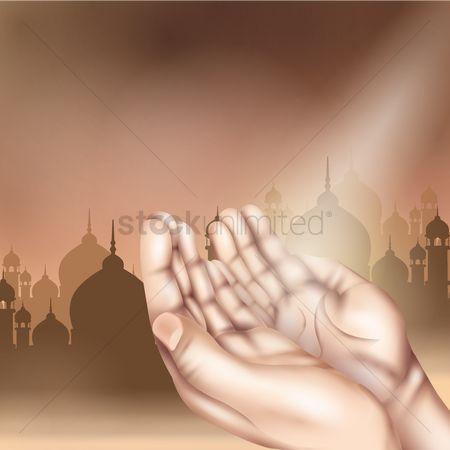 Free Muslim Praying Stock Vectors | StockUnlimited