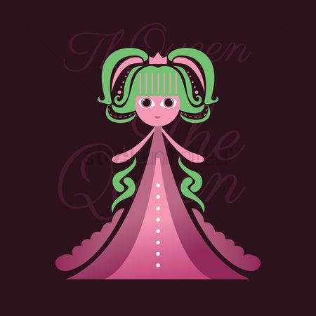 Dolls : Princess
